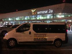Ferihegy repülőtéri személyszállítás
